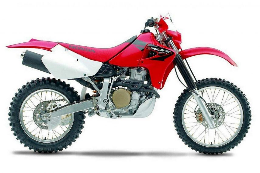 Moto del día: Honda XR 650 R