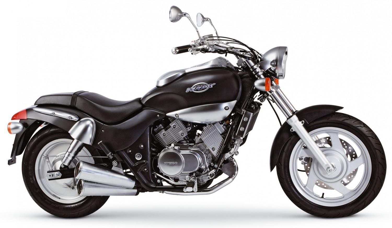 KYMCO Venox 250 02