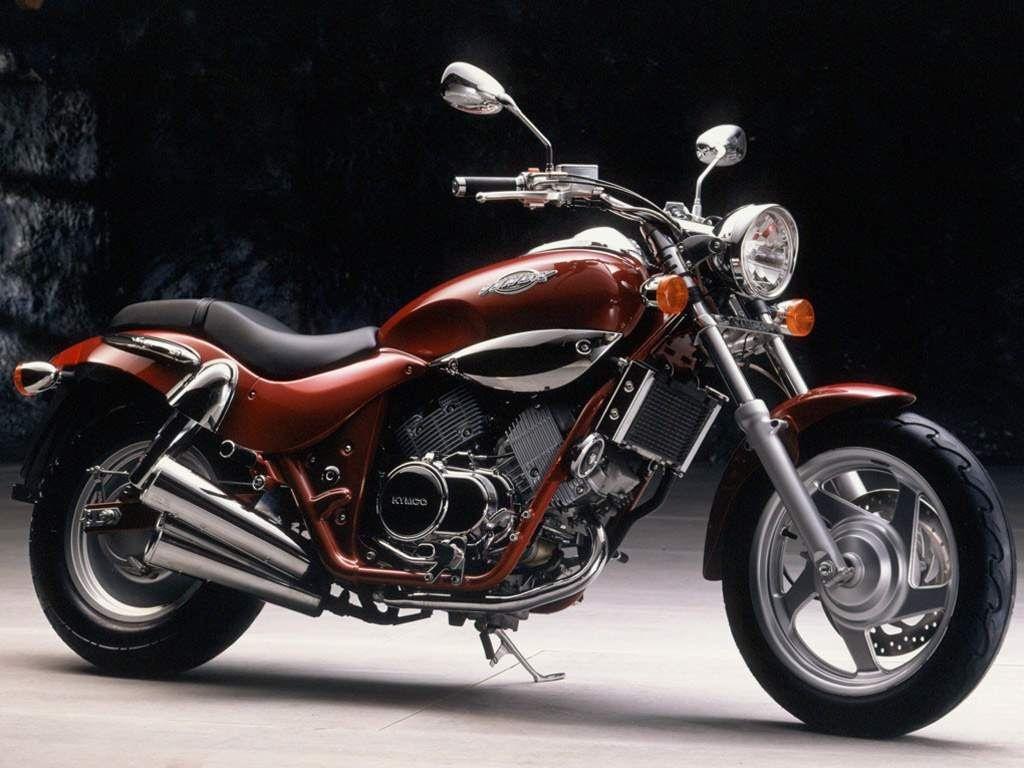 KYMCO Venox 250 03
