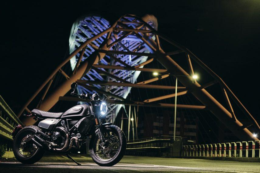 Ya a la venta la gama Ducati Scrambler 2021, con cuatro nuevos modelos a elegir