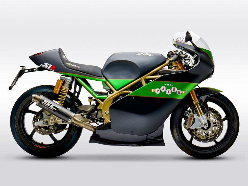 Moto del día: Paton S1-R Lightweight 60º Anniversario