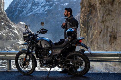 Royal Enfield Himalayan 2021 10
