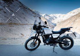 Royal Enfield Himalayan 2021 32