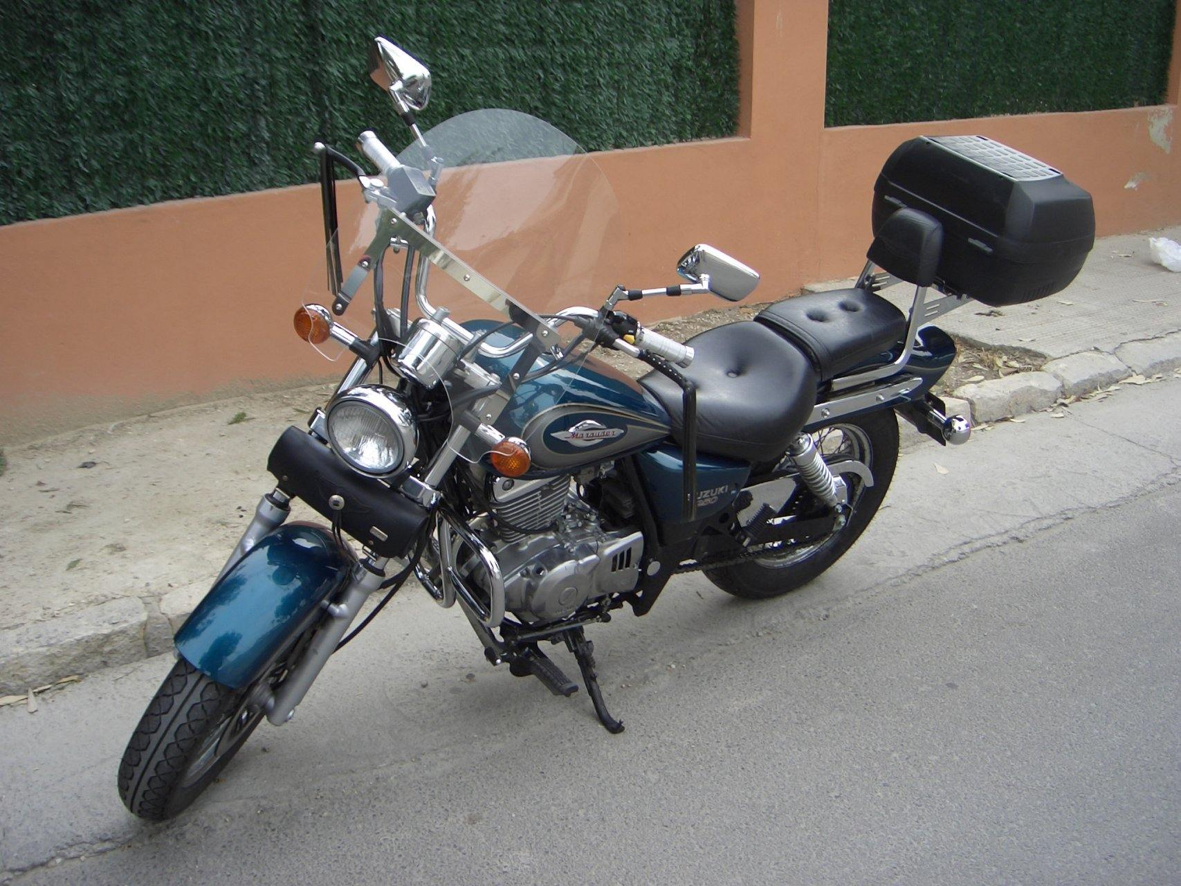 suzuki Marauder 250 2