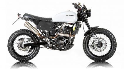 Verve Moto Tracker 250i 1