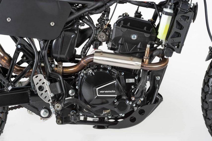 Verve Moto Tracker 250i 3