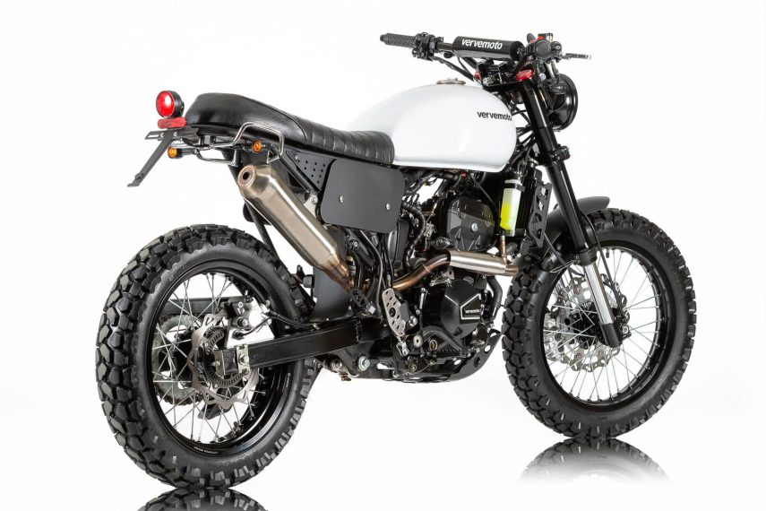 Verve Moto Tracker 250i 8