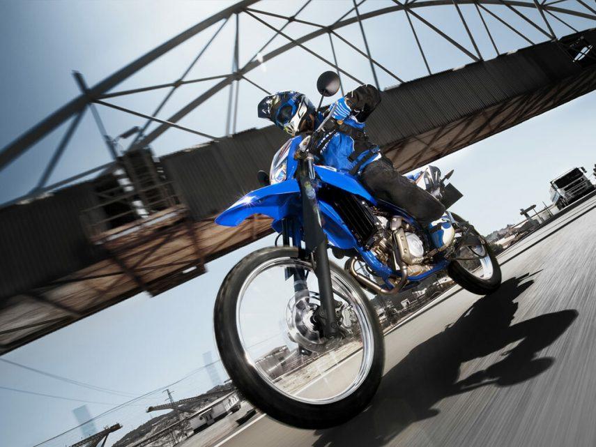 Moto del día: Yamaha WR 125 R/X