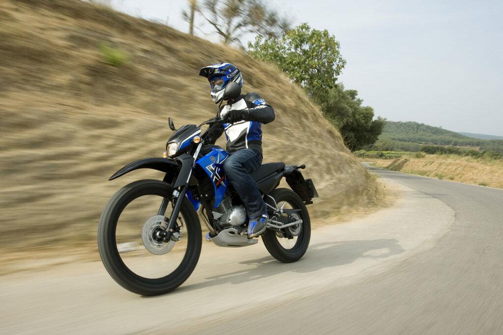 Moto del día: Yamaha XT 125 R/X (2005)