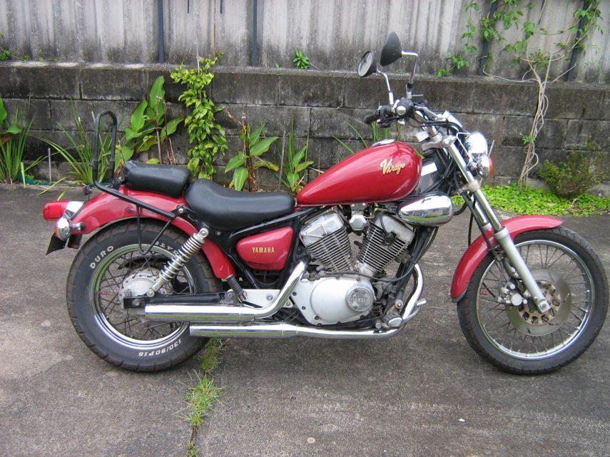 Yamaha XV 250 Virago 02