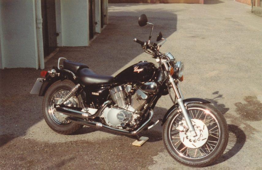 Yamaha XV 250 Virago 03