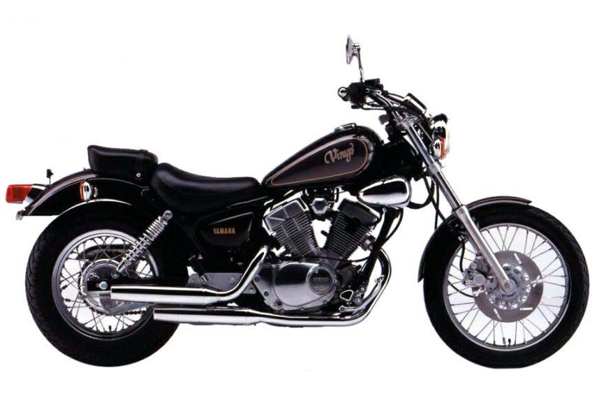 Moto del día: Yamaha XV 250 Virago