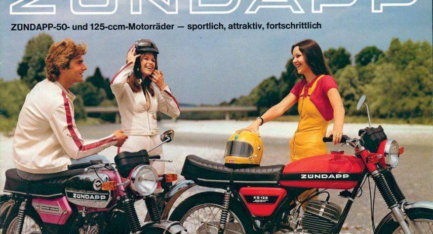 Zundapp KS 125 Sport 1