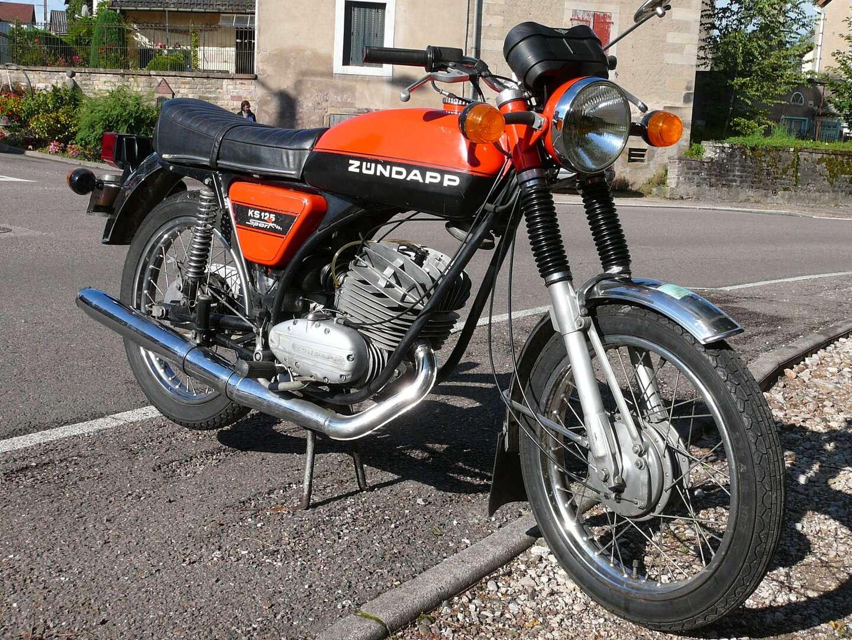 Zundapp KS 125 Sport 3