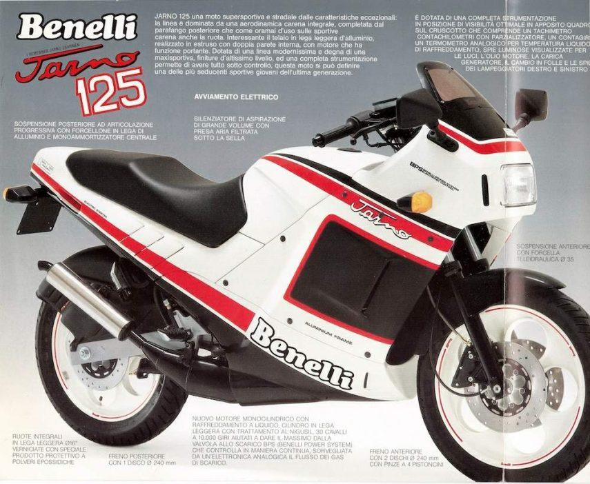 Benelli Jarno 02