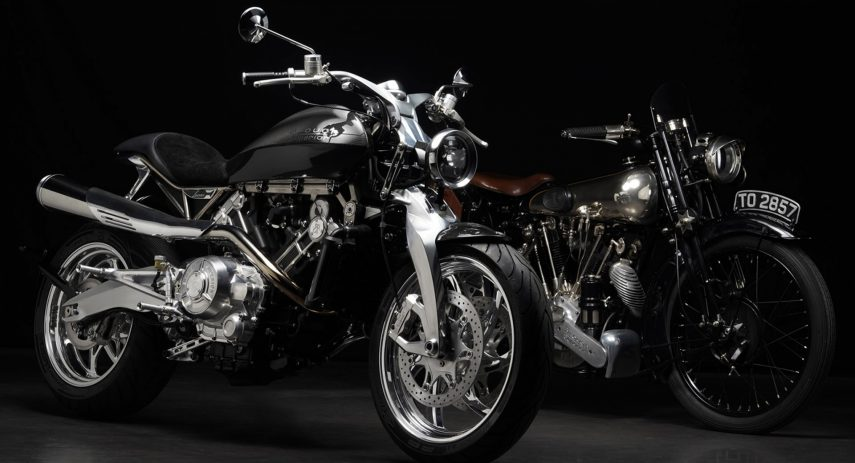 Brough Superior Lawrence Special Edition 01