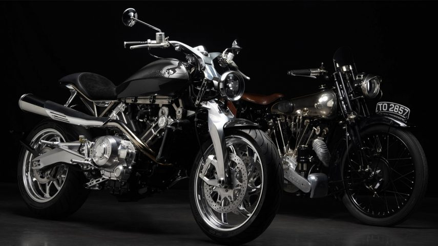 Brough Superior Lawrence Special Edition, el homenaje a un mito