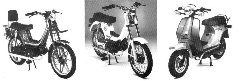 Derbi Variant Scoot