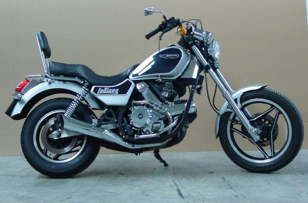 Moto del día: Ducati Indiana