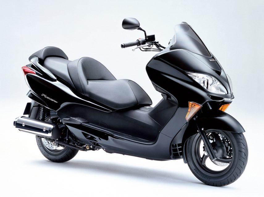 Moto del día: Honda Forza 250 EX