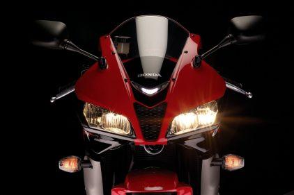 Honda CBR 600 RR 2007 06