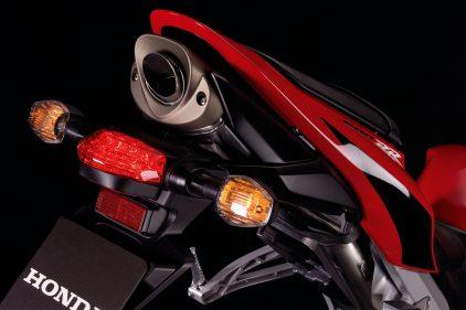 Honda CBR 600 RR 2007 08