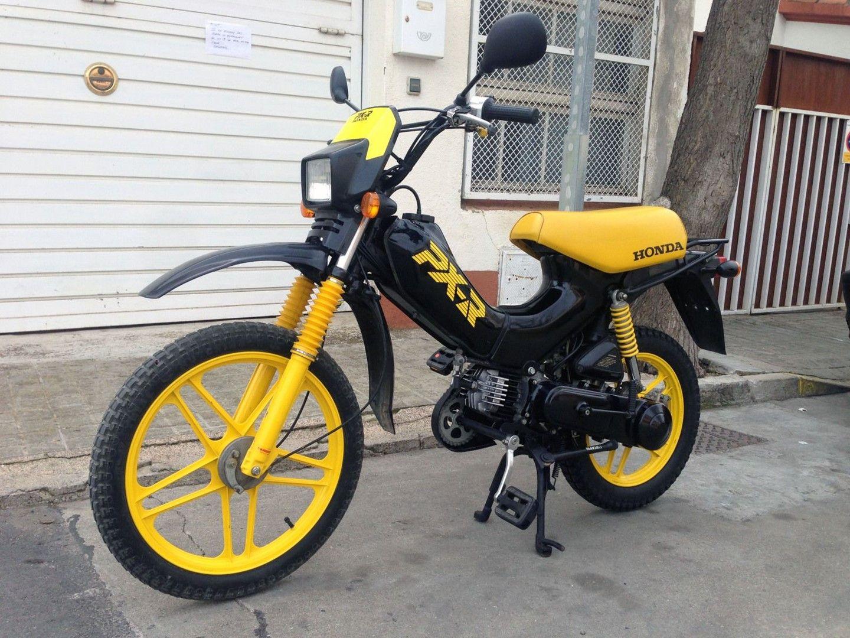 Honda PX R 50