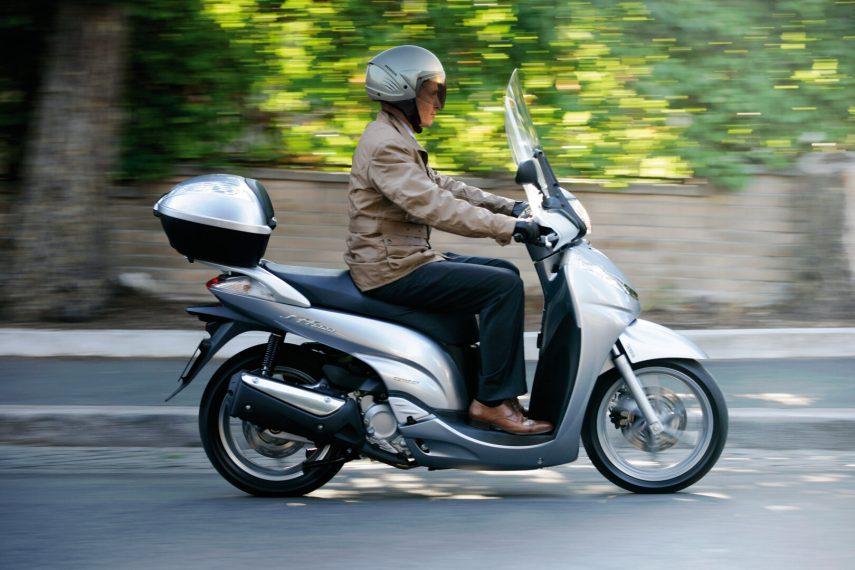 Moto del día: Honda Scoopy SH 300i (2007)