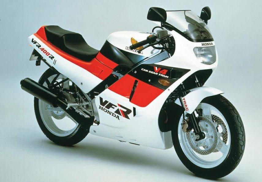Honda VFR 400 R NC21 4