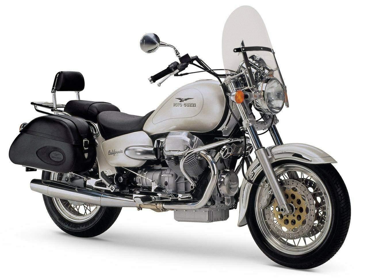 Moto del día: Moto Guzzi California 1100 EV Special Sport