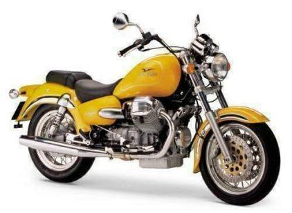Moto Guzzi California Special Sport 5