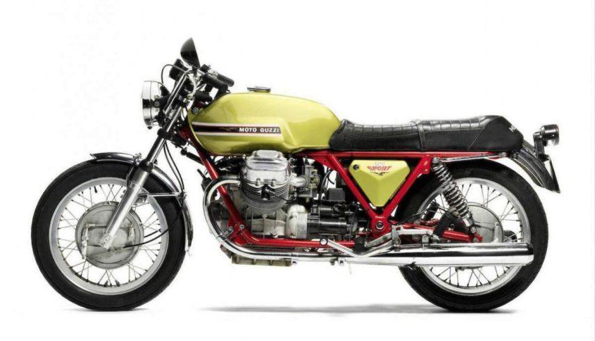 Moto Guzzi V7 Sport 750
