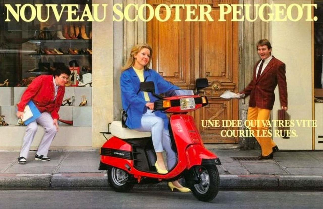 Moto del día: Peugeot SC 80