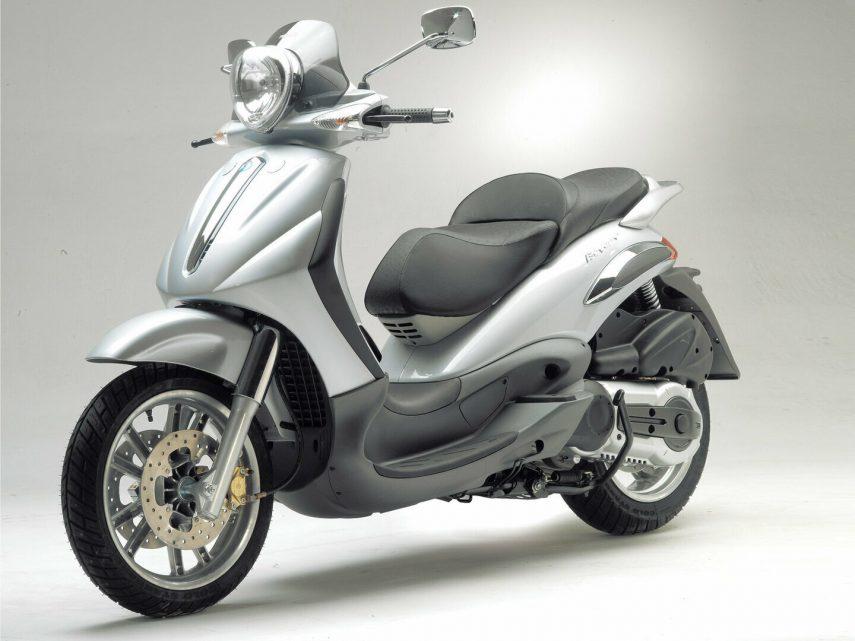 Moto del día: Piaggio Beverly 500