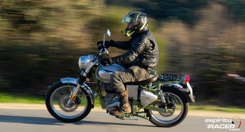 Prueba Royal Enfield Bullet Trials 002