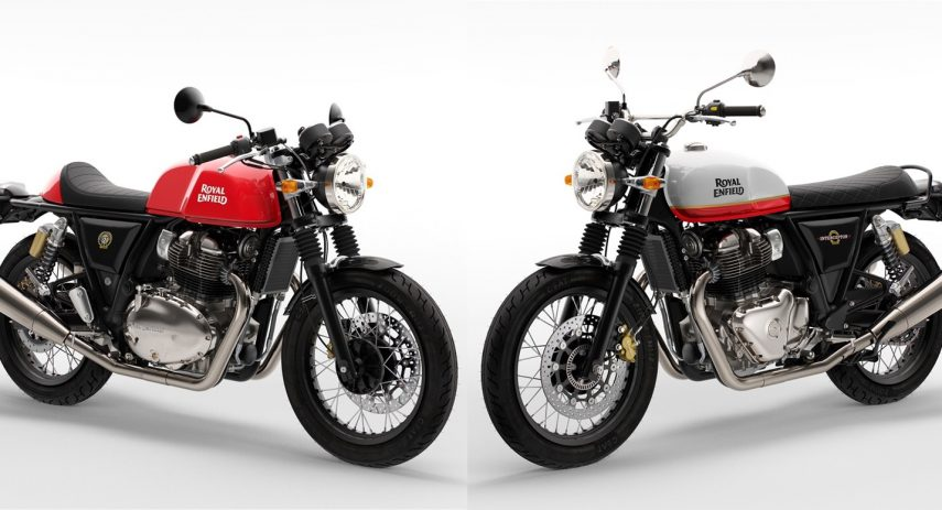 Royal Enfield Twins 650 2021
