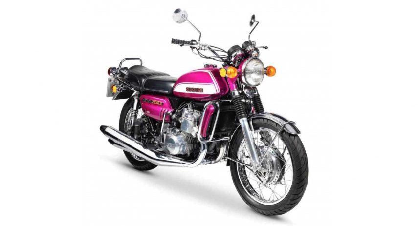 Suzuki GT750 1972
