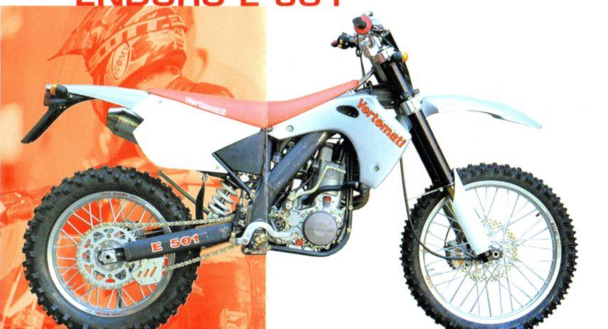 Vertemati Enduro E501 1