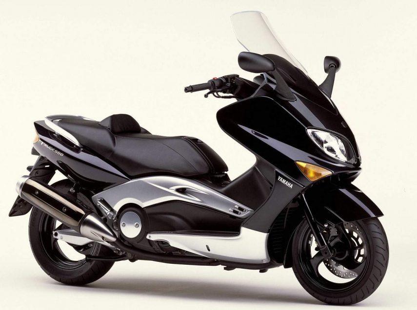 Moto del día: Yamaha TMAX 500
