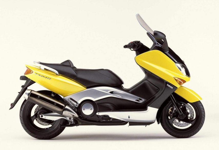 Yamaha TMax 500 2001 02