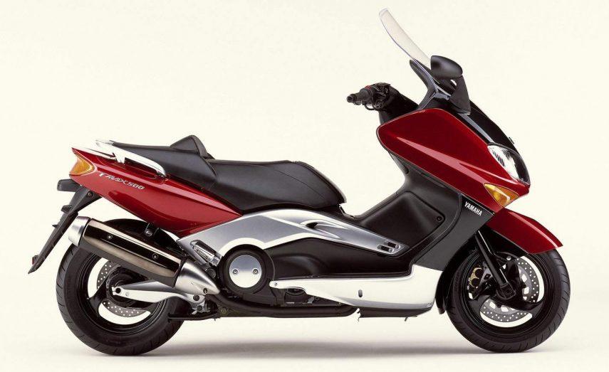 Yamaha TMax 500 2001 04