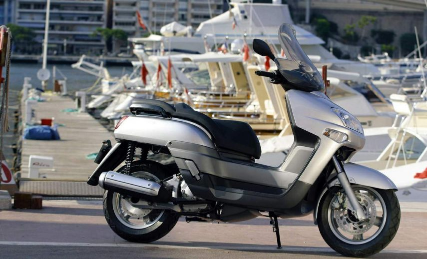 Yamaha Versity 300 1