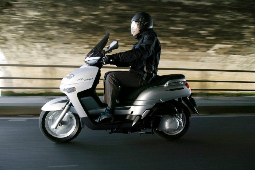 Moto del día: Yamaha Versity 300
