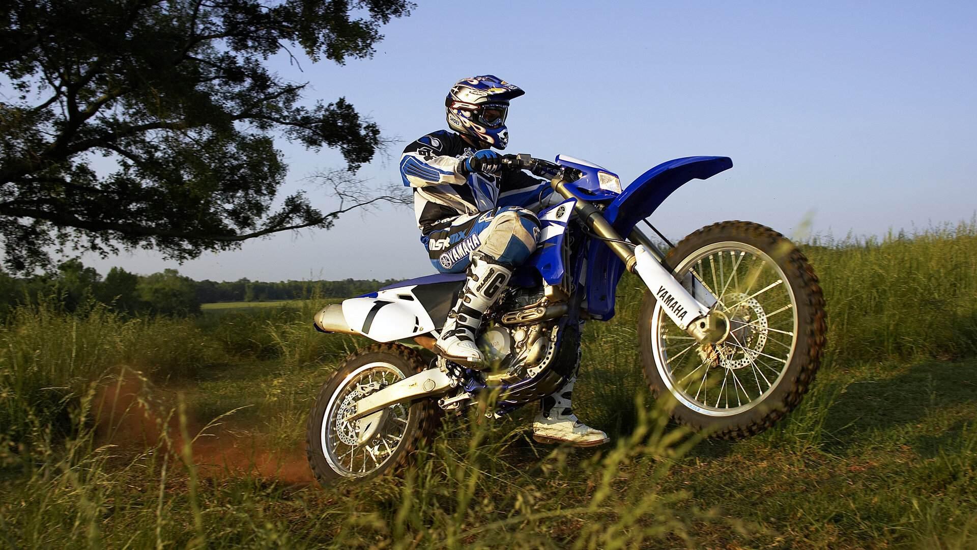 Yamaha WR 450 F 2003 2