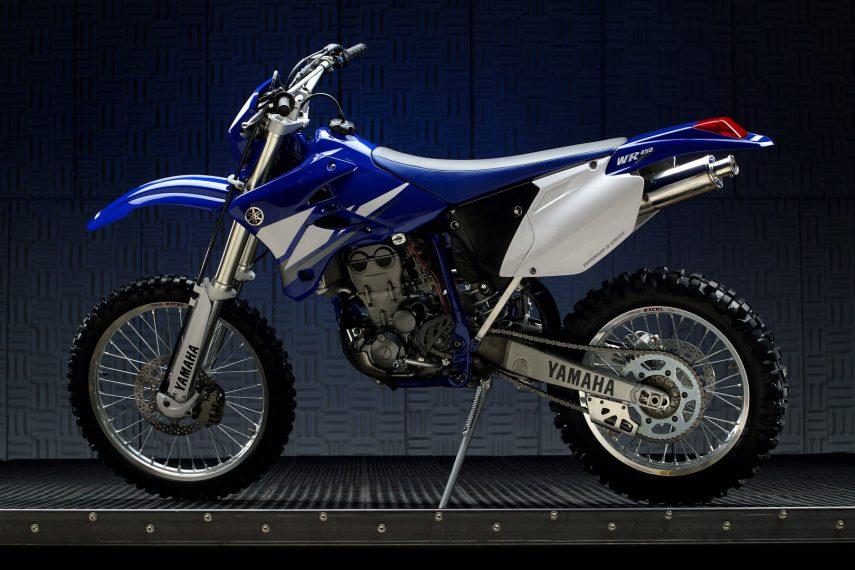 Yamaha WR 450 F 2003 3