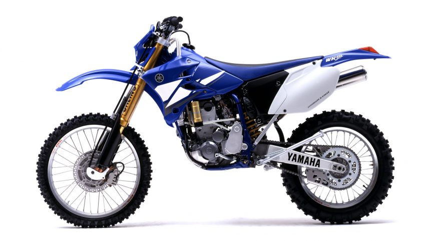 Yamaha WR 450 F 2003 4