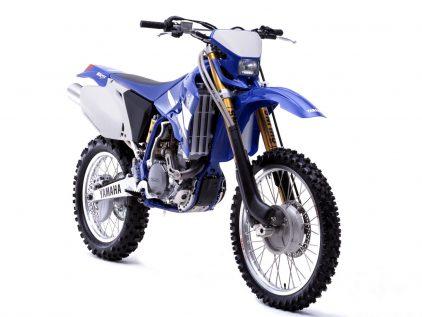 Yamaha WR 450 F 2003 6