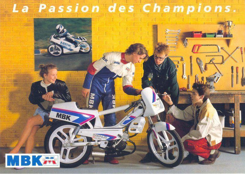 MBK Magnum Racing