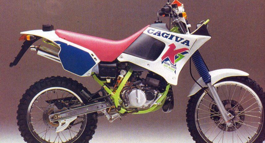 Cagiva 125 K7 01