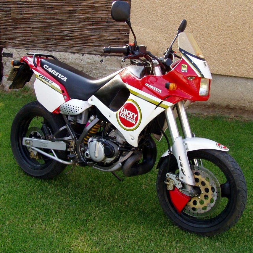 Cagiva Supercity 125 1